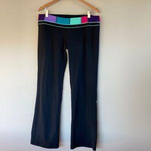 Lululemon wide leg Yoga pant size 12